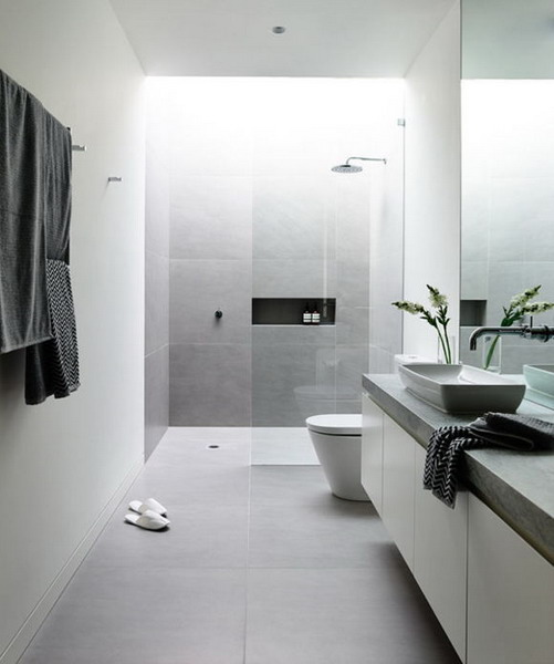 Modern Bathroom Trends 2022 A Harmonious Combination Of Modernity Purism And Minimalism