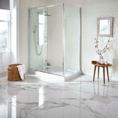 bathroom tile designs 2022: general trends and a guide to